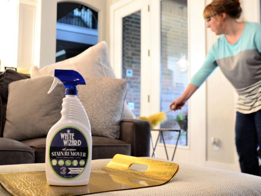 rug spot cleaner