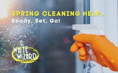 Spring Cleaning Help…Ready, Set, Go!